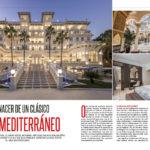 Bedding 33.Gran Hotel Miramar. Málaga