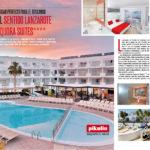 Bedding 26.Hotel Sentido Lanzarote Aequora Suites. Lanzarote