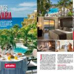 Bedding 31.Hotel Jardines de Nivaria. Tenerife
